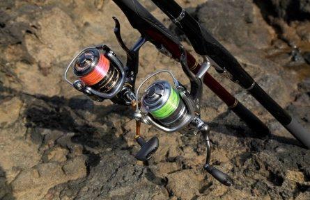 ウキフカセ釣りに使うリールとは~初心者におすすめのLBリール